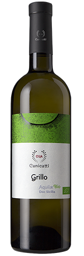 CVA Aquilae Bio Grillo - CVA Canicattì
