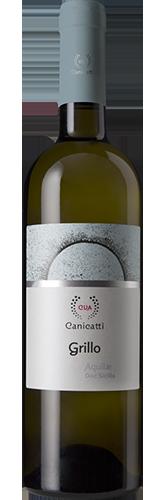 CVA Aquilae Grillo - Cva Canicattì - Vini Siciliani