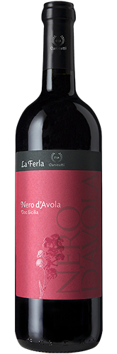 CVA La Ferla Nero D'Avola - CVA Canicattì - Vini Siciliani