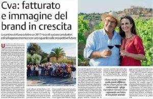 CVA Canicattì, speciale La Sicilia. Pezzo di apertura
