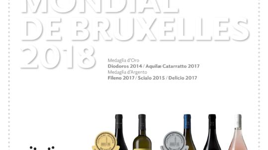 Concours Bruxelles 2018 - Cva Canicattì
