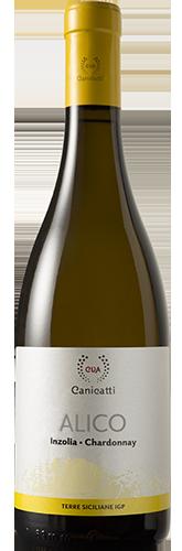 CVA Alico Inzolia - Chardonnay - CVA Canicattì - Vini Siciliani