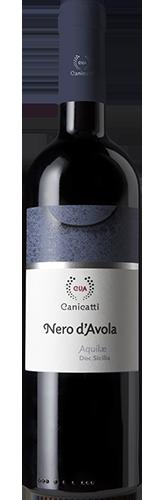 CVA Aquilae Nero d'Avola - Cva Canicattì - Vini Siciliani