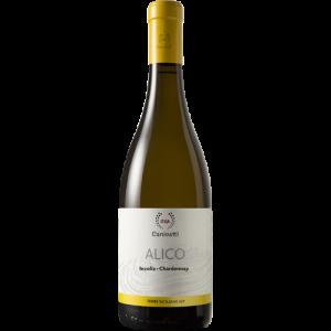 Alico - inzolia-chardonnay - CVA Canicattì - Vini Siciliani