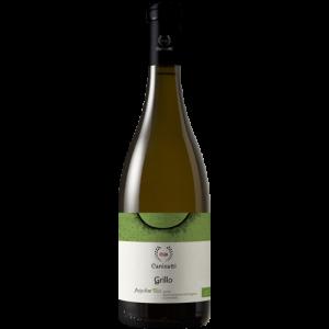 Aquilae Bio - Grillo - CVA Canicattì - Vini Siciliani