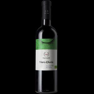 Aquilae Bio - Nero D'Avola- CVA Canicattì - Vini Siciliani
