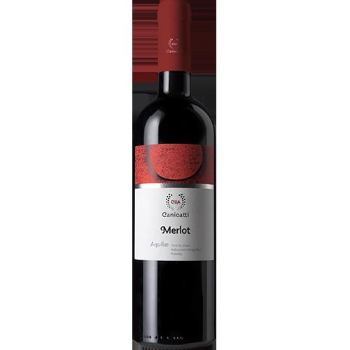 Aquilae - Merlot - CVA Canicattì - Vini Siciliani