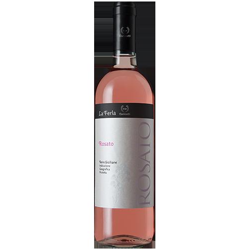 La Ferla Rosato - CVA Canicattì - Vini Siciliani