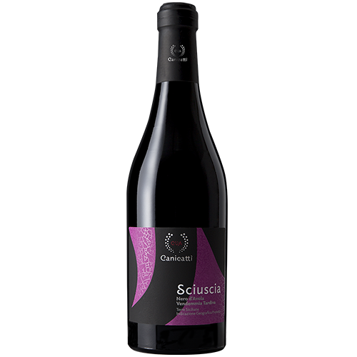 Sciuscia - CVA Canicattì - Vini Siciliani